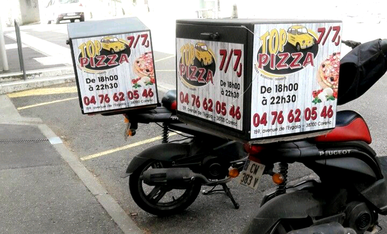 Pizzeria à Corenc, livraison de pizzas