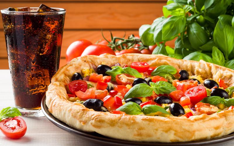 Pizzeria à Corenc, commande et livraison de pizzas
